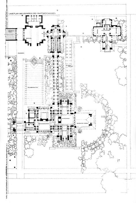 darwin martin house floor plan martin home plans ideas picture